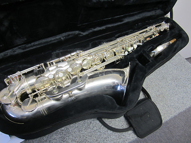 used cannonball tenor saxophone big bell series reverb. Black Bedroom Furniture Sets. Home Design Ideas
