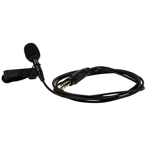 how to use rode lavalier mic