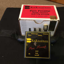 K&K Sound Systems Pure Preamp image
