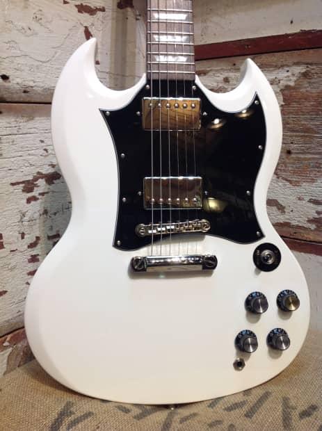 epiphone limited edition 1966 sg 400 pro electric guitar reverb. Black Bedroom Furniture Sets. Home Design Ideas