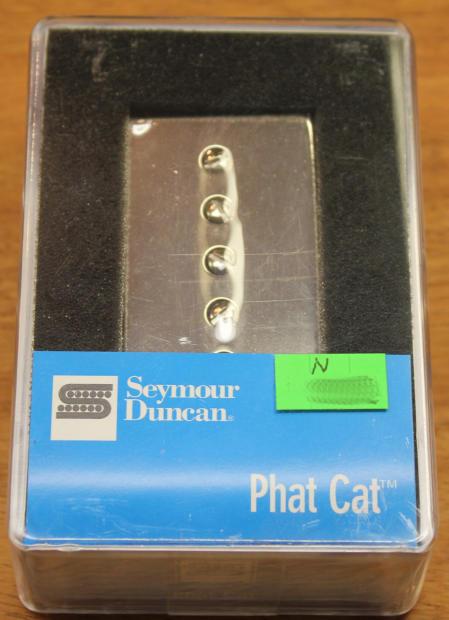 seymour duncan sph90 1n phat cat electric pickup nickel neck reverb. Black Bedroom Furniture Sets. Home Design Ideas