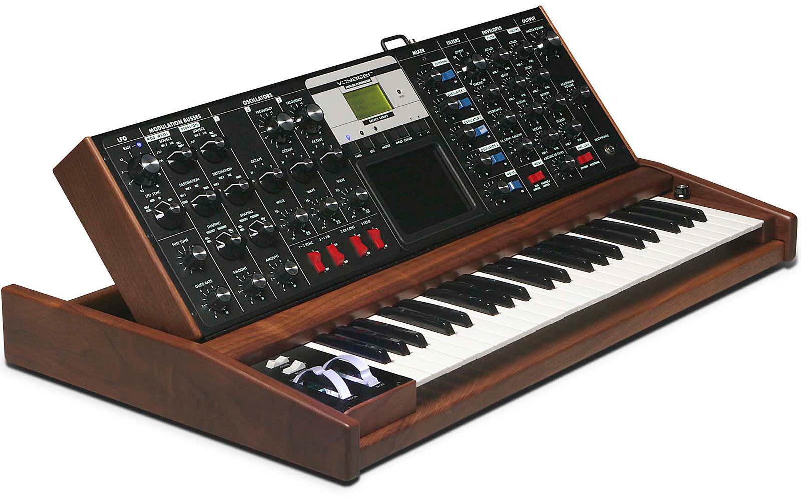 Moog Voyager Performer