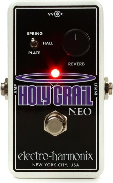 electro harmonix holy grail neo reverb. Black Bedroom Furniture Sets. Home Design Ideas