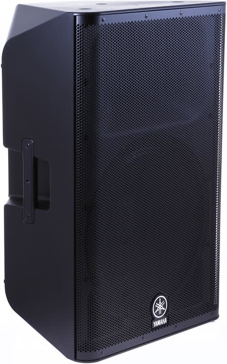 Yamaha dxr15 1100w 15 powered speaker reverb for Yamaha 15 speakers