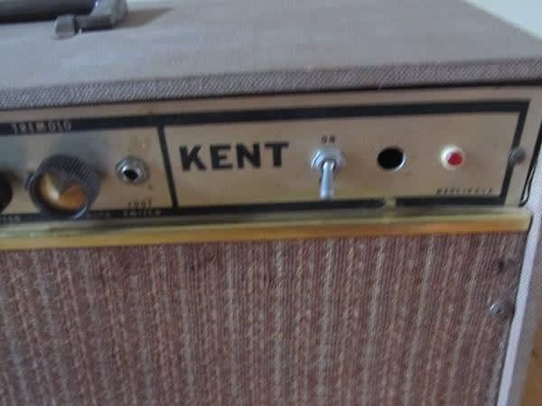 Obviously were Vintage kent guitar amplifier accept. The
