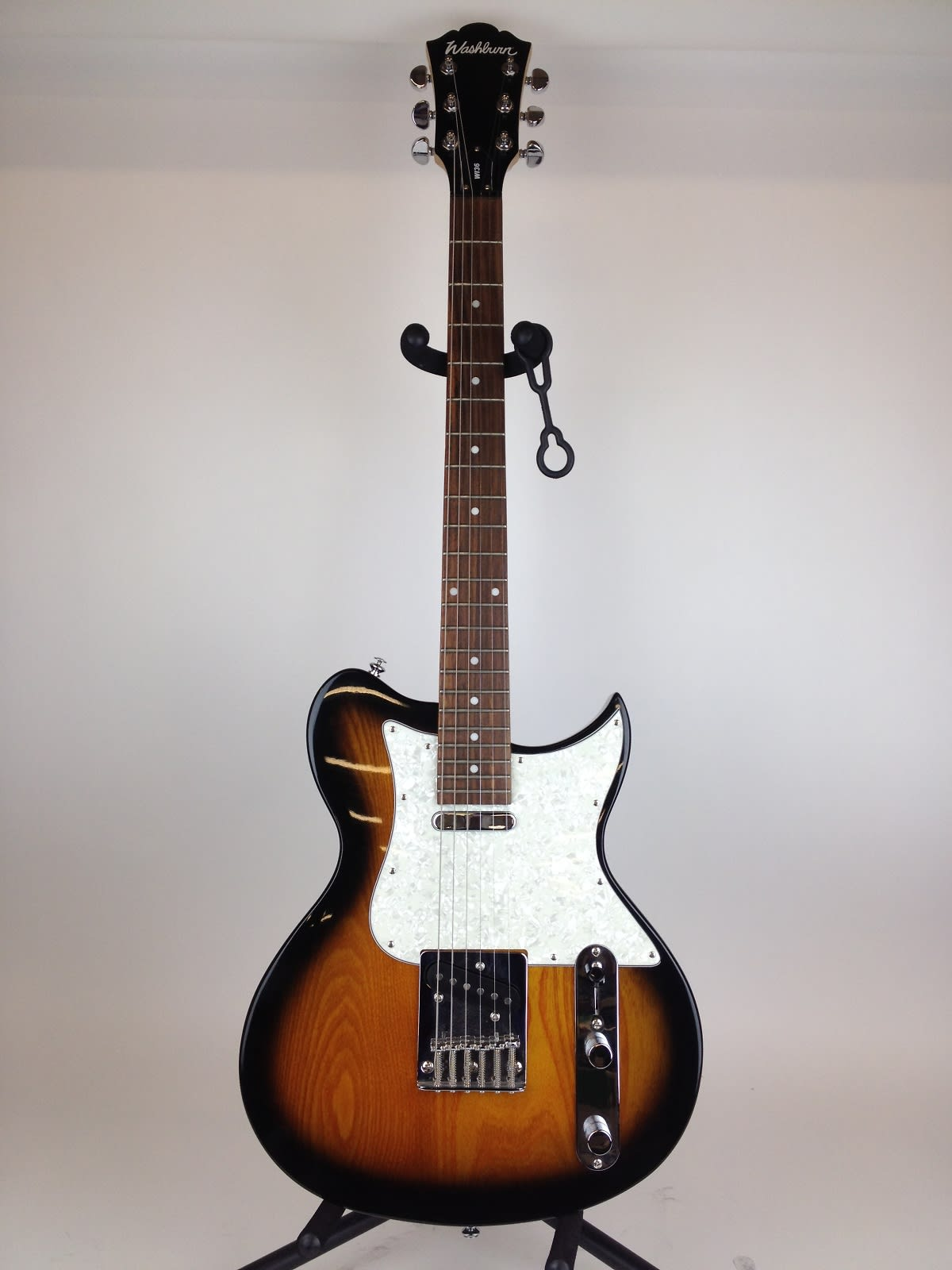 washburn wi36 electric guitar 2006 sunburst reverb. Black Bedroom Furniture Sets. Home Design Ideas