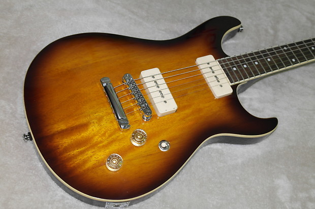 g l tribute ascari gt90 tobacco sunburst p 90 pickups set reverb. Black Bedroom Furniture Sets. Home Design Ideas