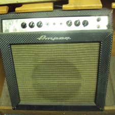 Ampeg Reverberrocket II guitar amp 1960s  Blue Diamond image