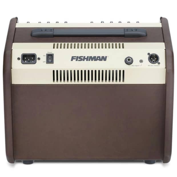 fishman loudbox mini 60w acoustic guitar amplifier w mic reverb. Black Bedroom Furniture Sets. Home Design Ideas