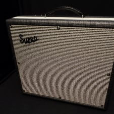Supro 1695t Black Magick All Tube Combo Amplifier for Electric Guitar #0686 image