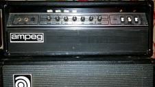 Vintage Ampeg V4 Master Volume Guitar Amp Head image