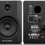 M-Audio BX5A Monitors 2016 Carbon