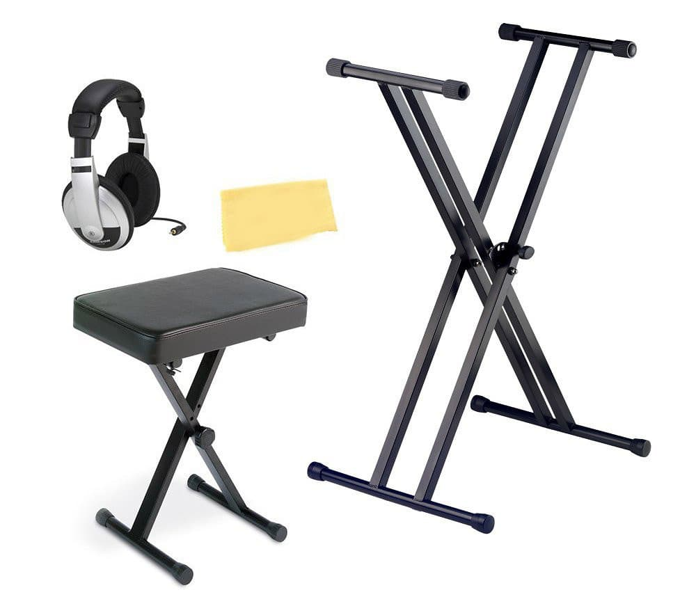Casio Arbench X Style Keyboard Bench Bundle With Ardx Stand Reverb