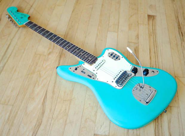 1964 Fender Jaguar Vintage Offset Electric Guitar Custom