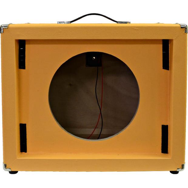 12 guitar speaker cabinet empty 1x12 cab orange tolex reverb. Black Bedroom Furniture Sets. Home Design Ideas