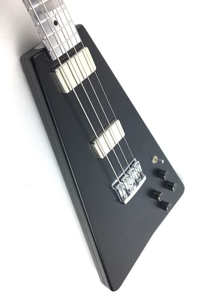 electrical guitar company wedge bass reverb. Black Bedroom Furniture Sets. Home Design Ideas