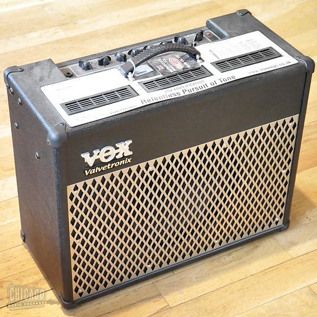 vox ad50vt valvetronix amp used reverb. Black Bedroom Furniture Sets. Home Design Ideas