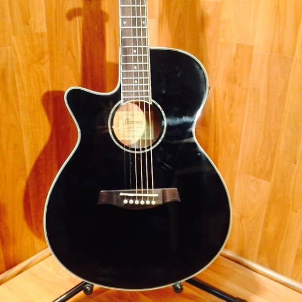 ibanez aeg10lii lefty acoustic electric guitar reverb. Black Bedroom Furniture Sets. Home Design Ideas