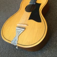 Stella, Harmony Style Acoustic Parlor 1950's Natural image