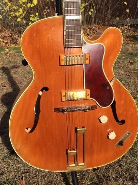 epiphone zephyr deluxe regent 1951 archtop jazz guitar reverb. Black Bedroom Furniture Sets. Home Design Ideas