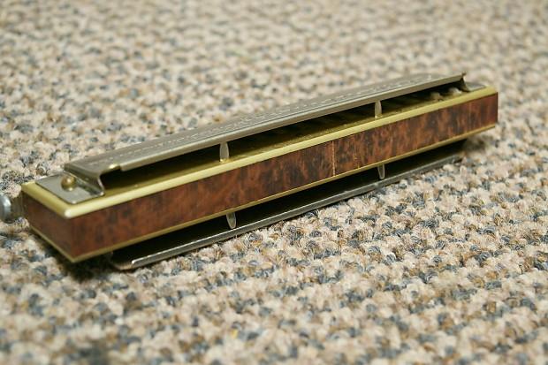 vintage hohner chromonica 4 octave chromatic harmonica reverb. Black Bedroom Furniture Sets. Home Design Ideas