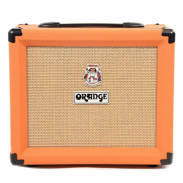 orange crush 20rt 1x8 guitar combo amp w reverb reverb. Black Bedroom Furniture Sets. Home Design Ideas