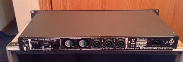 Matrix Gt800fx Guitar Power Amp For Axe Fx Or Kemper Reverb