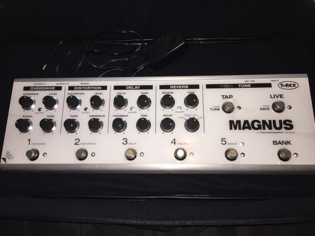 T-Rex Magnus | Reverb