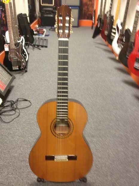Cordoba 40r Classical Acoustic Guitar Made In Spain Reverb