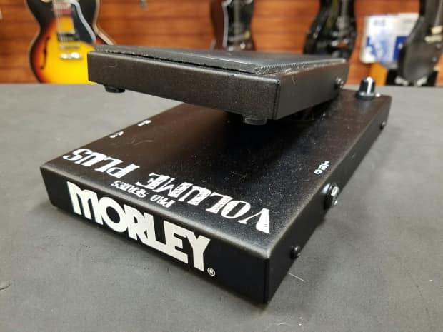 morley volume plus pedal reverb. Black Bedroom Furniture Sets. Home Design Ideas