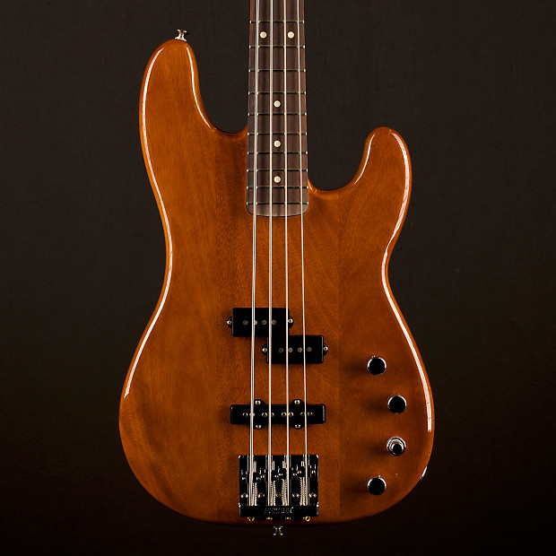 Fender Deluxe Active P Bass Special Okoume S  N Mx14135698