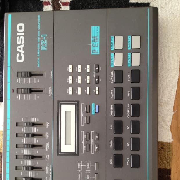 alesis sr 16 drum machine manual