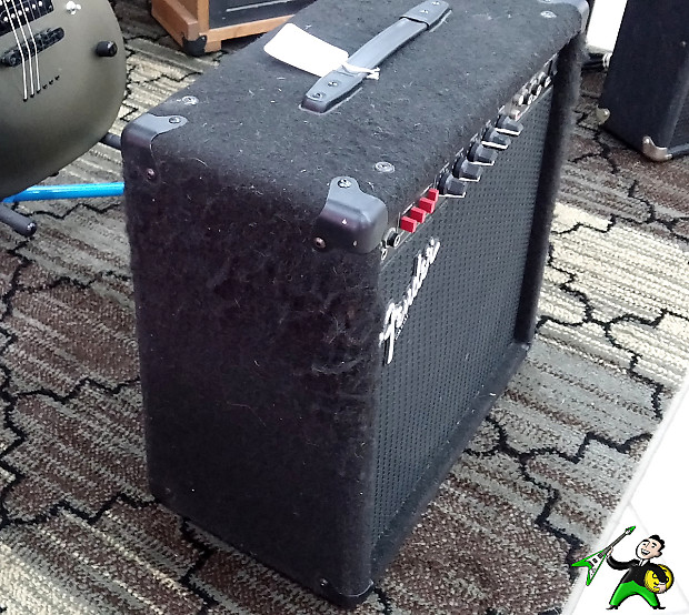 fender jam electric guitar amplifier black carpet reverb. Black Bedroom Furniture Sets. Home Design Ideas