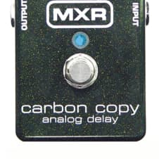 MXR M169 Carbon Copy Analog Delay Guitar Effects Pedal image