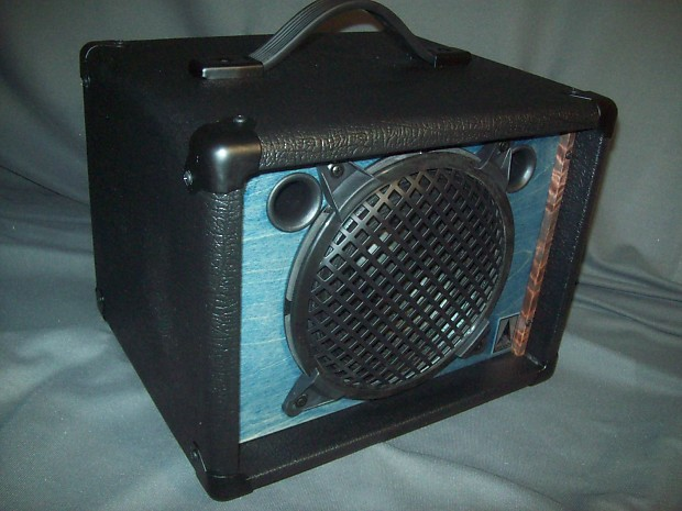 Mr Watts 1x8 Guitar Amp Speaker Extension Cab Cabinet 8