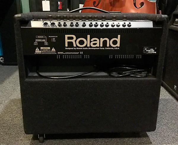 roland kc 500 keyboard amplifier used reverb. Black Bedroom Furniture Sets. Home Design Ideas