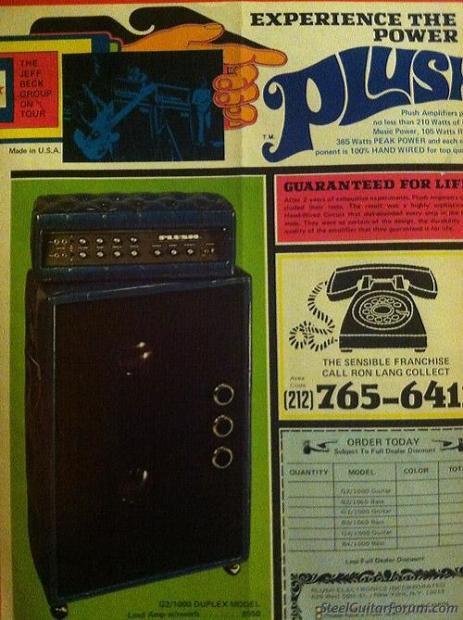 Dating vintage kustom amps 2