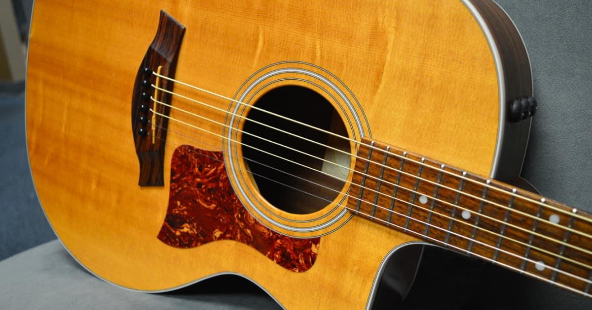 Laminate Vs Solid Wood Acoustic Guitars Reverb