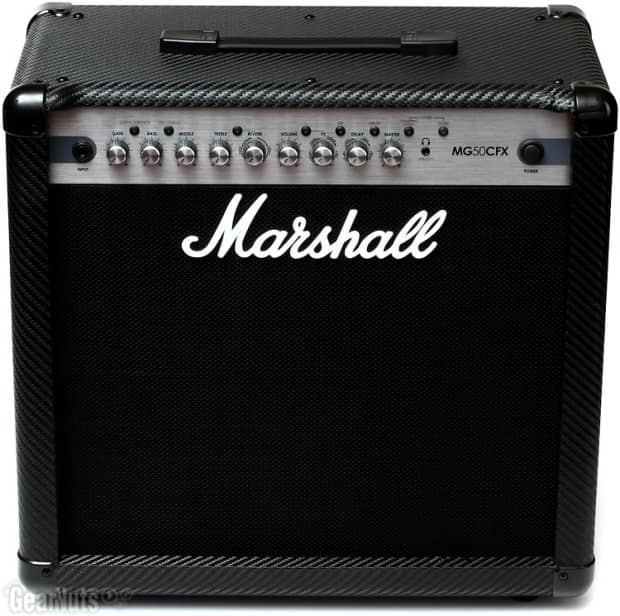 marshall mg50cfx 50w 1x12 guitar combo amp reverb. Black Bedroom Furniture Sets. Home Design Ideas