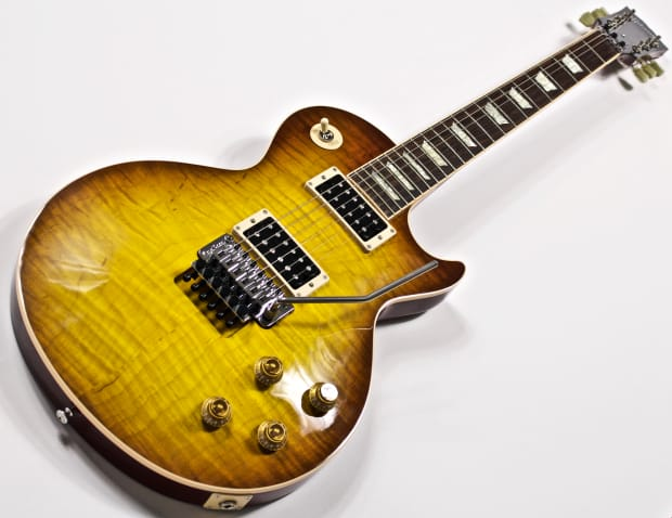 2014 gibson les paul axcess floyd rose reverb. Black Bedroom Furniture Sets. Home Design Ideas