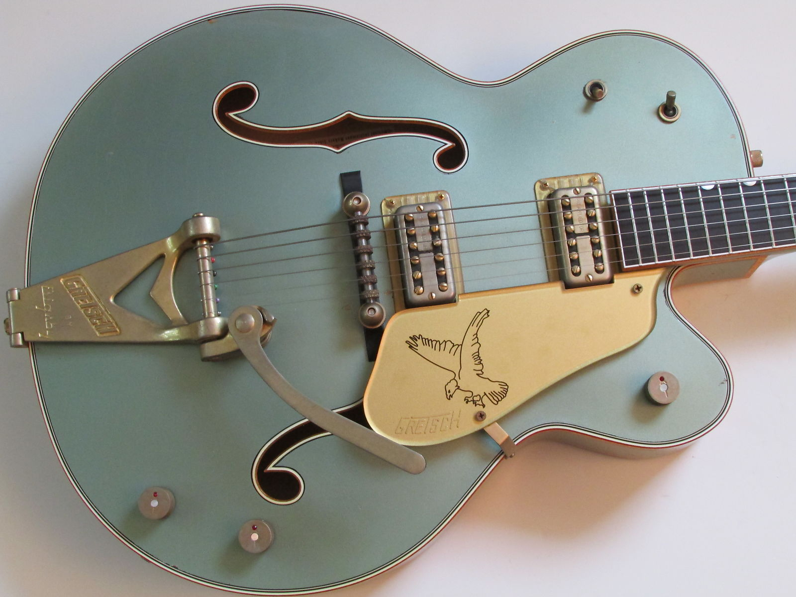 Made in: Korea or Japan - Big Difference? : Modern Gretsch Guitars