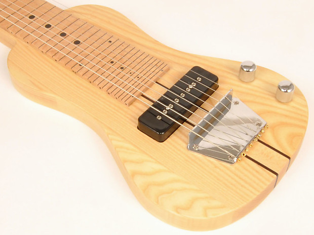 how to play 8-string lap steel