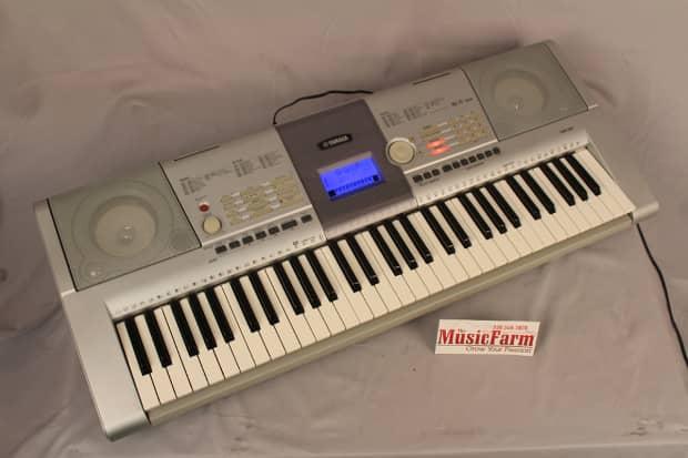 Used yamaha psr 295 portatone 61 key touch sensitive for Yamaha portatone keyboard