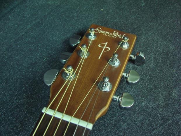 Simon Amp Patrick Woodland Pro Spruce Sg Sf Acoustic Guitar