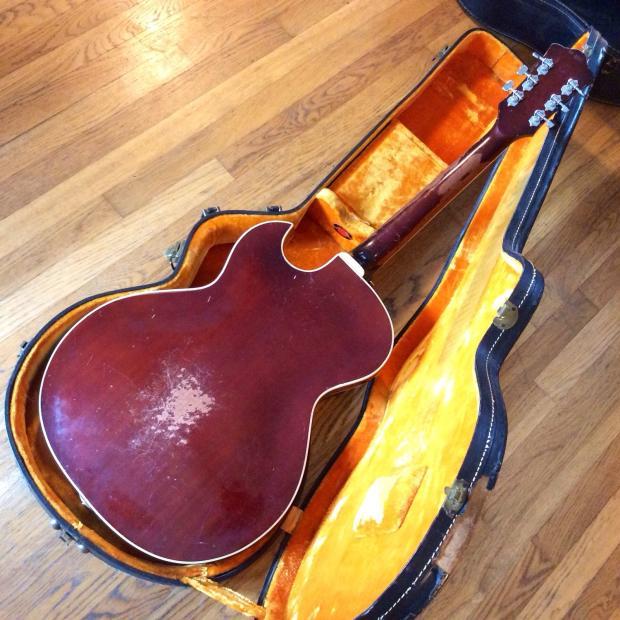 Vintage Gilde Starfire III Gitarren