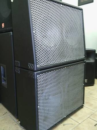 s e stackable 2x12 wedge guitar speaker cabinet w brand new reverb. Black Bedroom Furniture Sets. Home Design Ideas