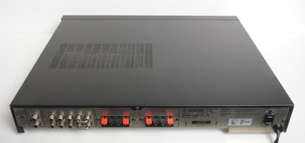Yamaha sr 50 vintage surround processing amplifier or for Yamaha surround sound manual