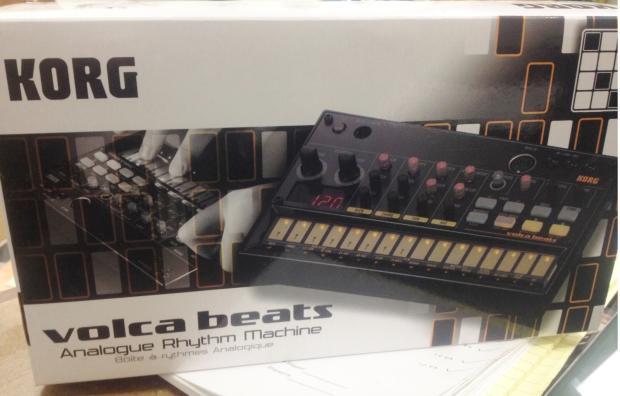 analogue rhythm machine