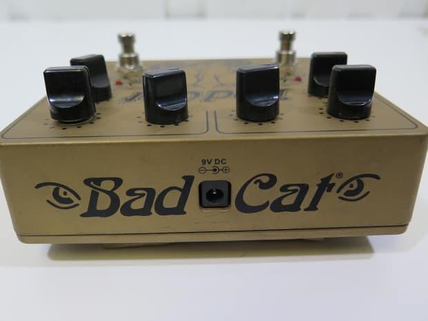 bad cat siamese cat dual overdrive pedal reverb. Black Bedroom Furniture Sets. Home Design Ideas