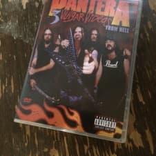 Pantera 3 Vulgar Videos DVD image